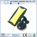 Portable phone holder clamp