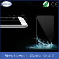 High Quality Screen Protector for iphone 9H 0.33mm Anti-shock Tempered Glass
