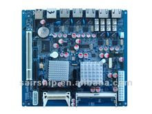 Embedded Intel Atom D525 Industrial Motherboard (1M Cache, 1.80 GHz)