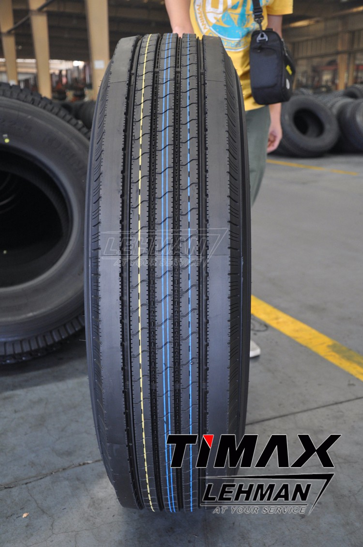 288000kms!TIMAX Commercial Cheap 11r24.5 Truck Tires 11r22.5 with NOM for Mexico