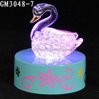 Goose Shaped Lovely Animal Figurine Souvenir
