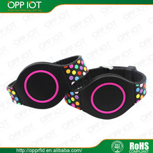 Waterproof RFID IC Chip Wristband for ID/Identification