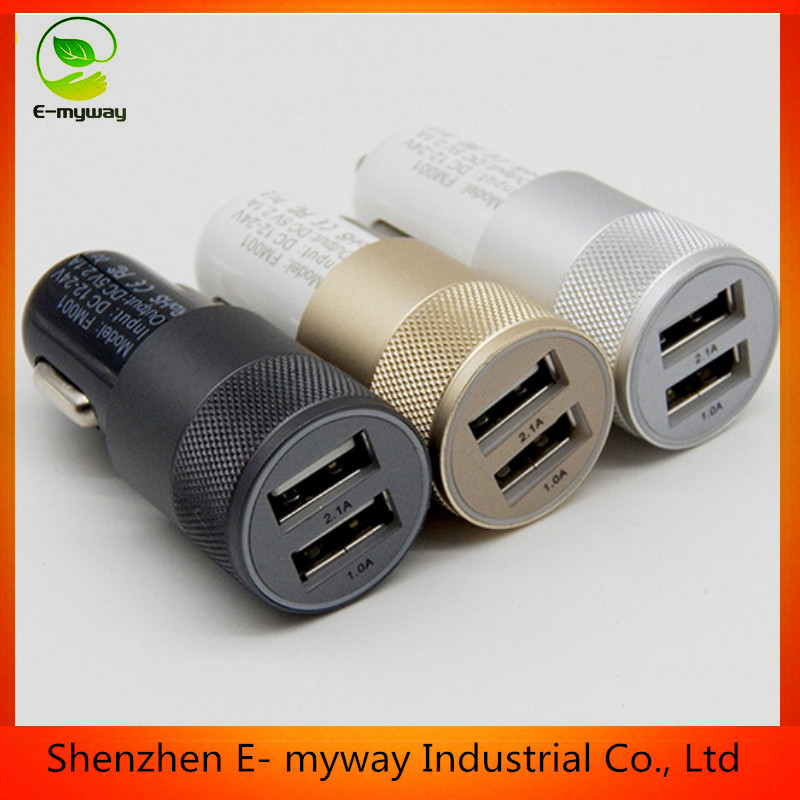 best selling products in america electric mini car charger usb with lighter socket and usb ports wholesale usb car charger adapt