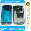 For Samsung Galaxy S3 Mini I8190 I9300 Mini Front Housing Cover Front Frame