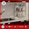 express stainless steel kitchen wire rack and cabinet basket