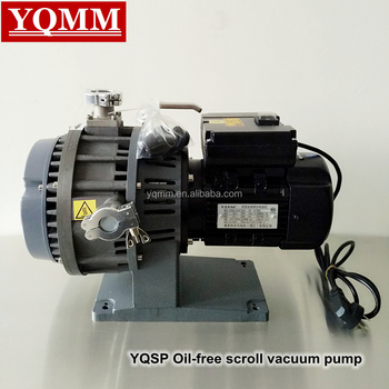 YQSP series oil-free scroll vacuum pump (YQSP150,300,600,1000)