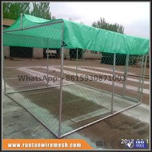 China custom-made pet products assemble large steel dog cage