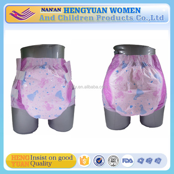 Diapers/Nappies Type and Disposable Diaper Type cheap adult diapers