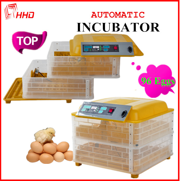 HHD Incubator 2016 Automatic Poultry Incubator 100 Eggs With CE FCC