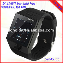 Hot selling Android 4.0 Smart Watch Phone WIFI GPS