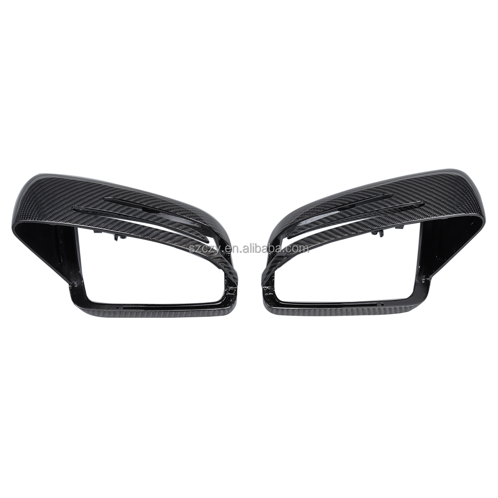 Carbon W204 Auto Car Mirror Cover For Mercedes W176 <strong>W117</strong> W246 X156 W204 W212 W218 W221 X204