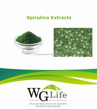 Factory High Quality Organic bule Spirulina Powder Capsules Tablets