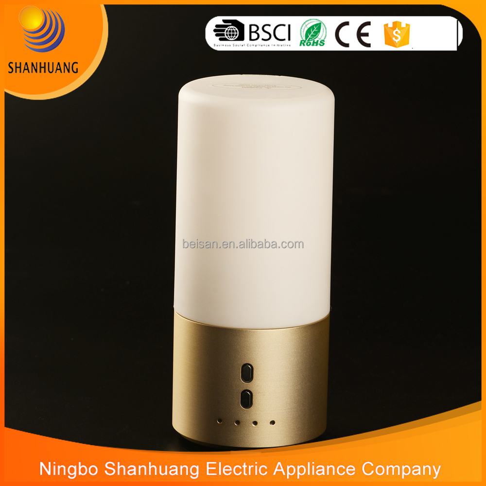 100ml Automatic ultrasonic oil diffuser essential oil diffuser aroma diffuser with bluetooth