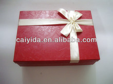 Wedding dress storage paper box form China factory