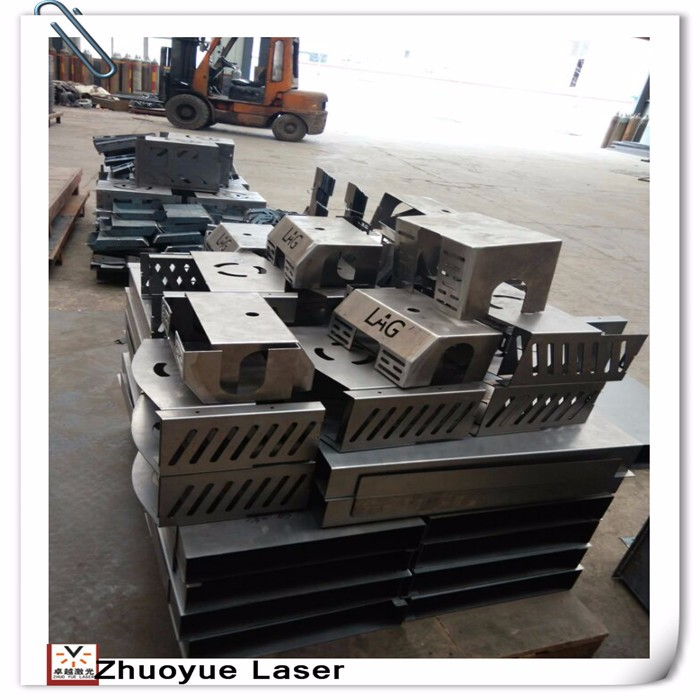 Factory Precision Laser Cutting / Custom Steel Laser Cutting Plates
