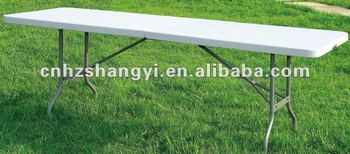 8ft foldable picnic table and chairs