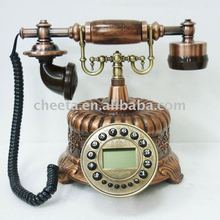 Antique Old Style Caller ID Phone