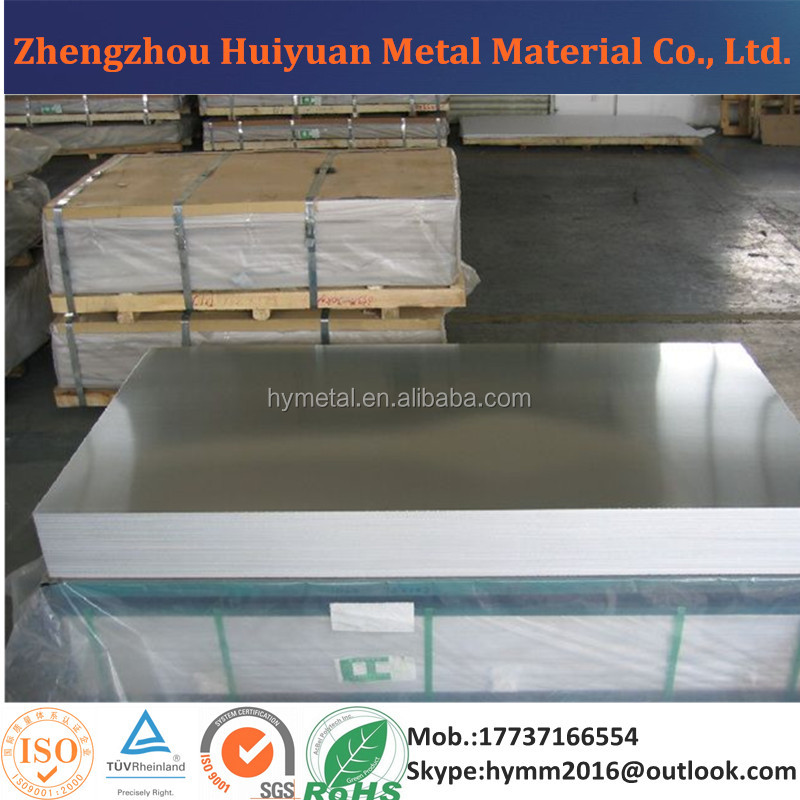 Thick 2mm Aluminum Alloy Sheet Manufactured in China