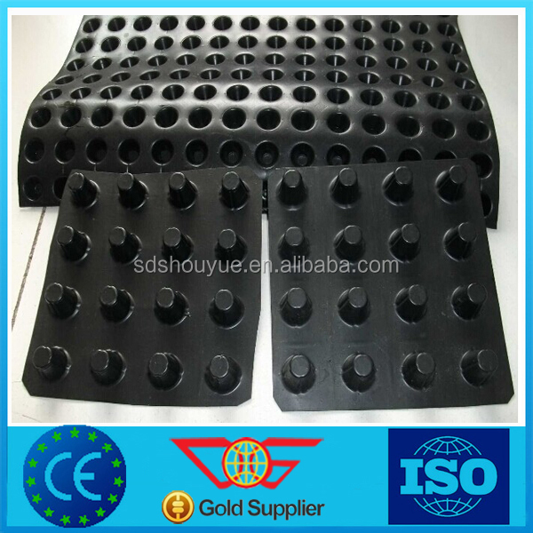 Polypropylene Drainage Cell : Drainage cell plastic buy