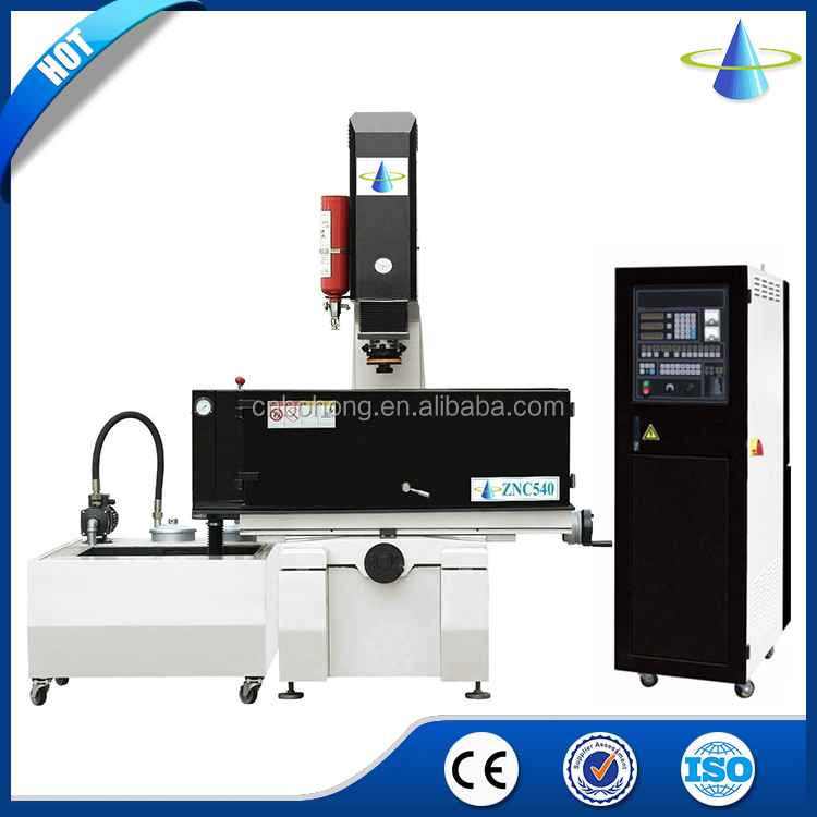 Electrical Discharge Spark Erosion EDM machine exported Congo market