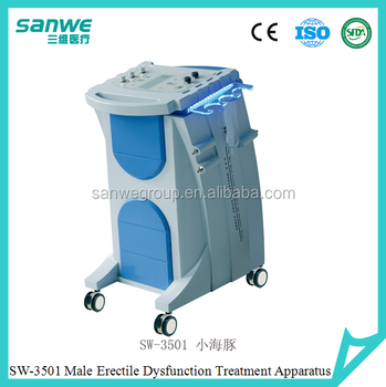 Erectile dysfunction treatment machine,Male therapy machine