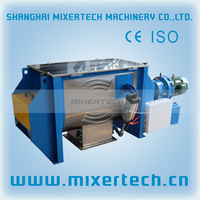 trough type mixing machine for mass production