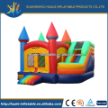 Colorful design inflatable castle / inflatable jumping castle for children