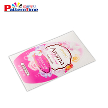 Hot Sale Packaging Adhesive Paper Sticker Printing / printing label stickers