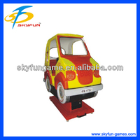 Happy New Year School bus coin operated kiddie ride india