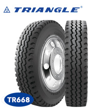 TRIANGLE TR668 New Tyre Factory in China TBR Price For TRUCK TIRE