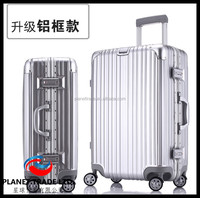 Cabin size airport luggage trolley case promotional cheap luggage bags