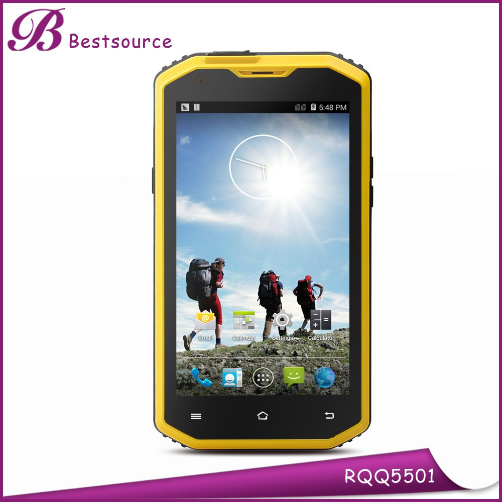5.5inch QHD shock[roof android phone, shckproof mobile phone, best outdoor cell phone