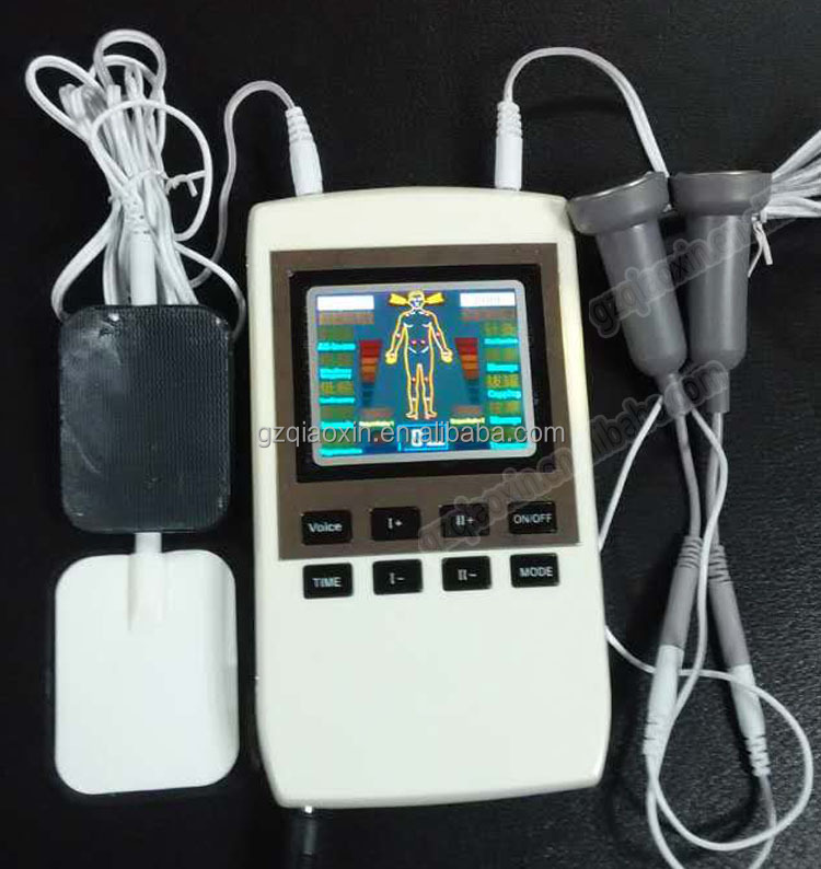 2016 good functional home use magnetic pulse therapy equipment with many accessories could choose