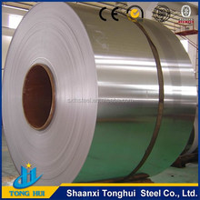 most popular 304 Stainless steel coil Slit edge 4X8 size
