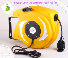 good quality retractable used home cable reel