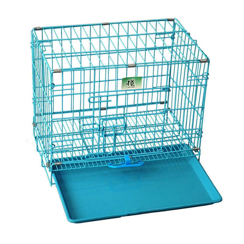 Metal Commercial Soft Iron dog cage pet house