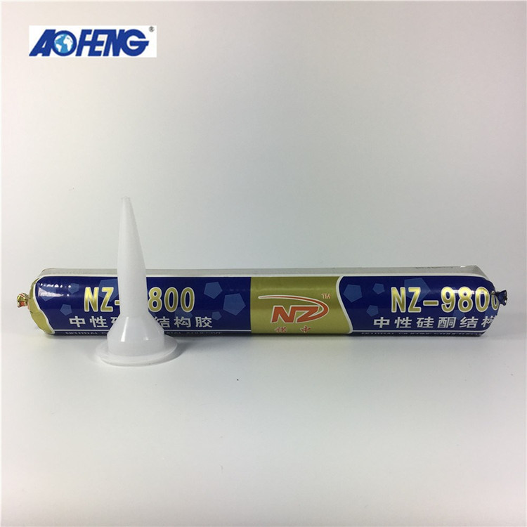 Experienced manufacturer neutral rtv sanitary silicone sealant spray products