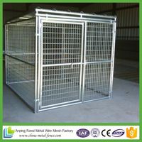High Quality Stainless Steel Iron Dog Cage