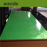 laminated mdf fiber board/melamine 13mm mdf/melamine 4x8 sheets