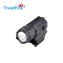 TrustFire G03 LED Tactical Gun Flashlight 2-Mode 210LM Pistol Handgun Torch Light for Hiking,Camping,Hunting