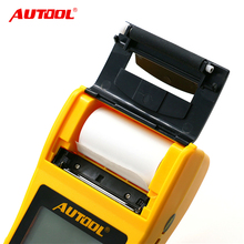 Free shipping CCA 100-3000 Car Battery Tester BT660 Digital auto Battery Analyzer with Printer