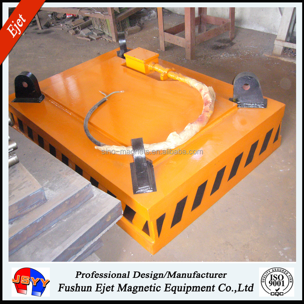 MW3-16040 steel bar electric lifting magnets