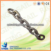 High Quality Hot Dip Galvanized Long Link Chain