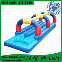 Best Price Surfing Wave Used Inflatable Water Slide For Sale