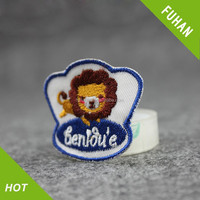 2016 Hot Selling Special Raw Materials for Hand Embroidery Patches
