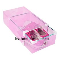 Advanced shoes trinket box with logo