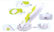 Top quality baby hair trimmer and clipper with comb