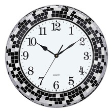 shenzhen clock without battery metal antique wall clock