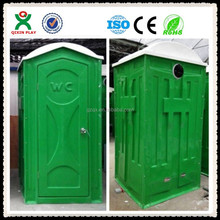 china portable toilet in container trailer