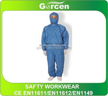 GC2016 PPE Radiation Proof clothing safety coverall